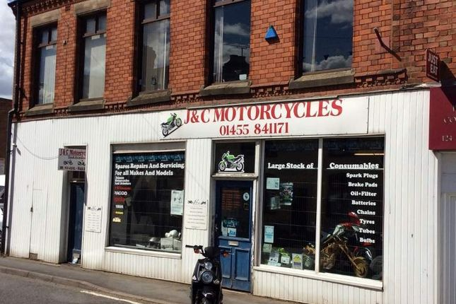 Parking/garage for sale in High Street, Barwell, Leicester