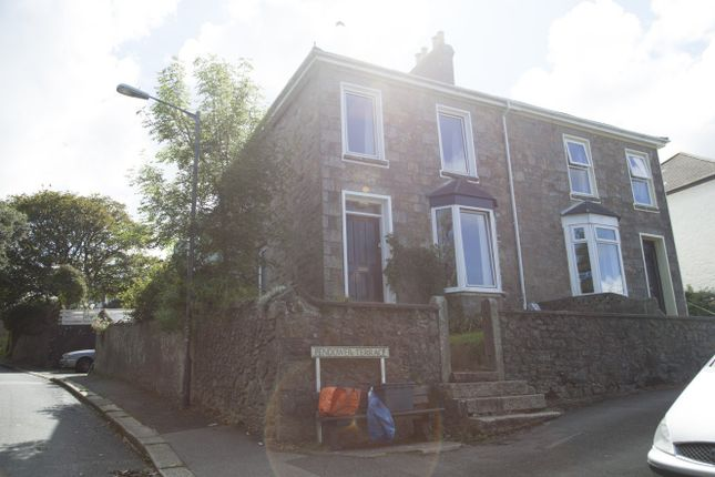 Thumbnail Semi-detached house for sale in Pendower Terrace, Camborne
