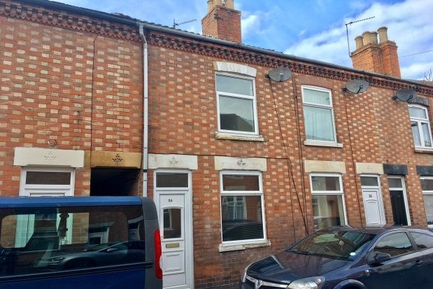 3 bed property to rent in Russell Street, Loughborough