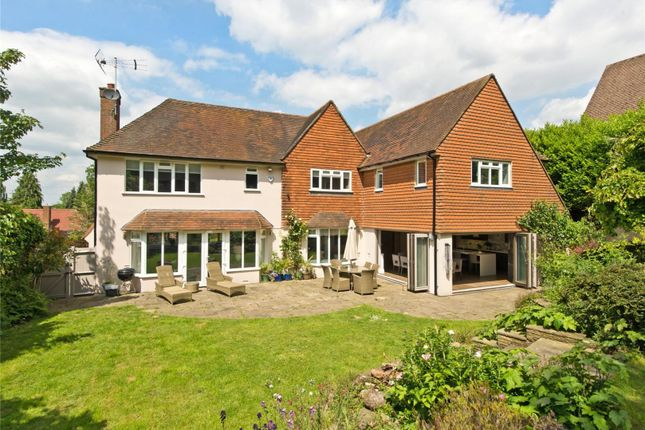 Thumbnail Detached house for sale in Park Close, Esher, Surrey