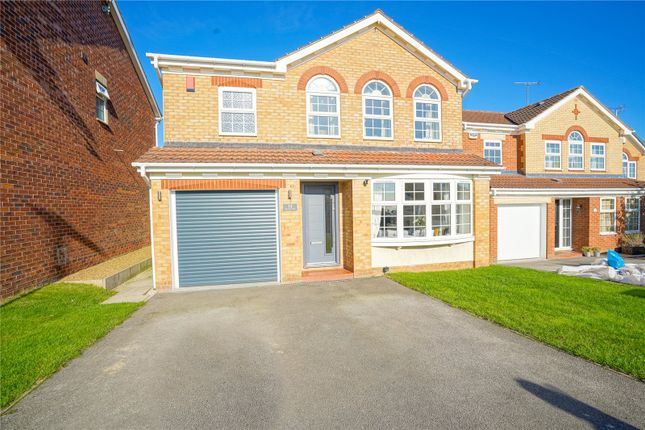 4 bed detached house for sale in Westminster Close, Bramley, Rotherham S66