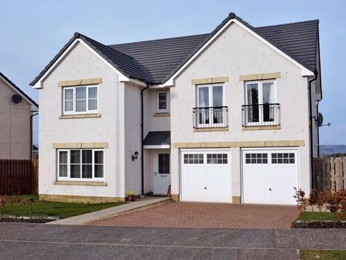 Thumbnail Detached house to rent in Benton Road, Auchterarder