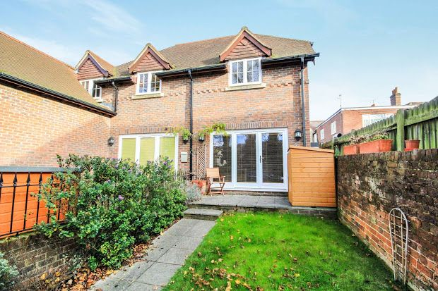 2 bed end terrace house for sale in Junction Mews, Dorking, Surrey