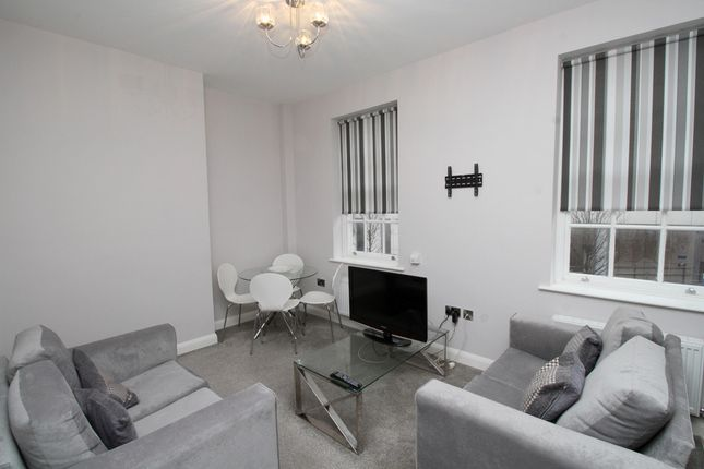 Thumbnail Flat to rent in Story Street, Hull