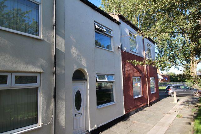 Front of Field Street, Skelmersdale, Lancashire WN8