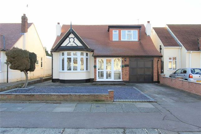 Thumbnail Detached bungalow for sale in Westrow Gardens, Seven Kings, Essex