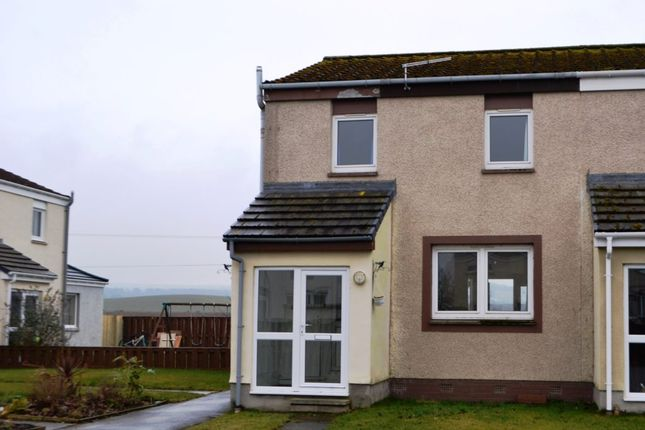 Thumbnail End terrace house to rent in 69 Abbey Crescent, Kinloss