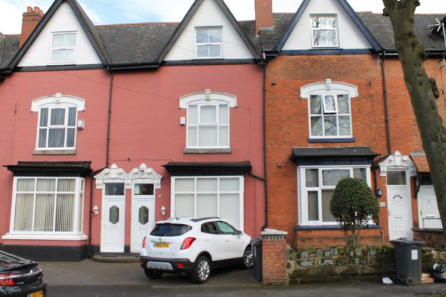 Thumbnail Terraced house for sale in Hall Road, Handsworth, Birmingham