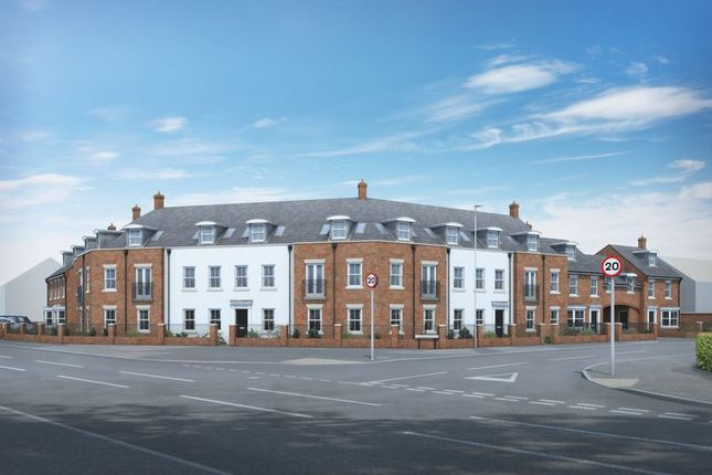 Thumbnail Flat for sale in Icknield Way, Luton