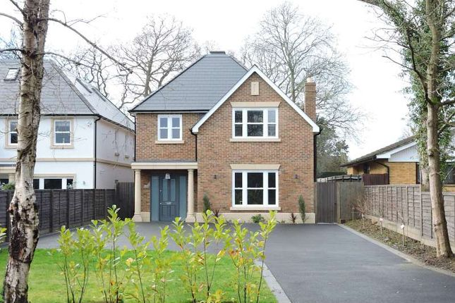 Thumbnail Detached house for sale in The Glade, Fetcham, Leatherhead