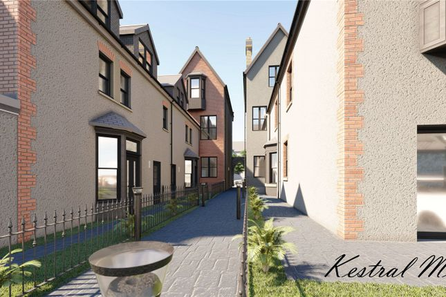1 bed property for sale in Apartment 16, Kestral Mews, Cathedral Road, Cardiff CF11
