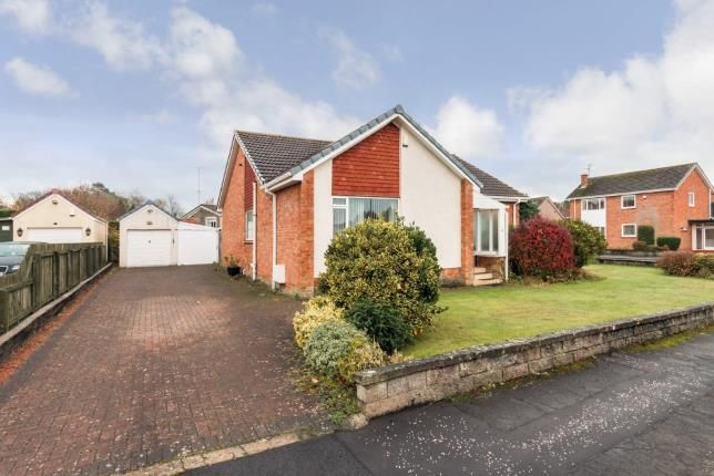 Thumbnail Bungalow for sale in Finnick Glen, Ayr, South Ayrshire, Scotland