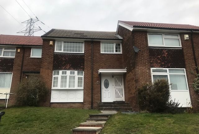 Thumbnail Terraced house to rent in Poplar Way, Bramley, Leeds