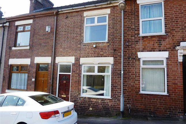 Thumbnail Terraced house to rent in Meir View, Meir, Stoke-On-Trent