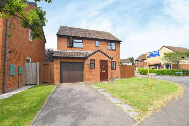 Thumbnail Detached house for sale in Westmead Road, Longlevens, Gloucester