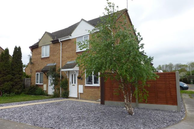 Thumbnail Property for sale in Hoylake Drive, Farcet, Peterborough