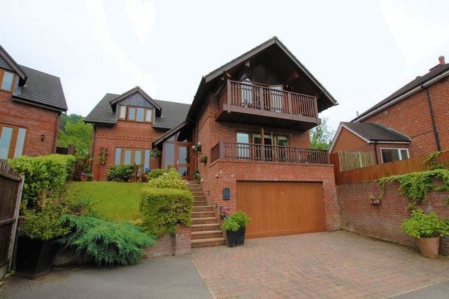 Thumbnail Detached house for sale in Farley Road, Oakamoor, Stoke-On-Trent