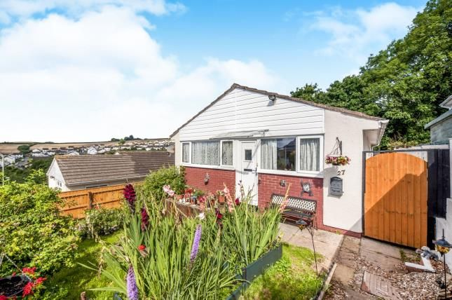 Thumbnail Bungalow for sale in Teignmouth, Devon, .