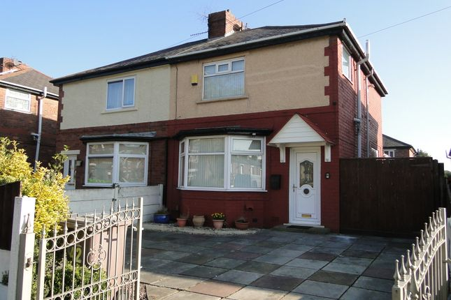 Thumbnail Semi-detached house to rent in Vista Road, Haydock, St. Helens