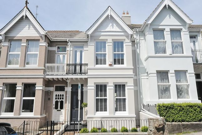 Thumbnail Terraced house for sale in Quarry Park Road, Peverell, Plymouth