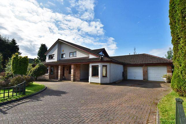 Thumbnail Detached house for sale in Altour Road, Spean Bridge