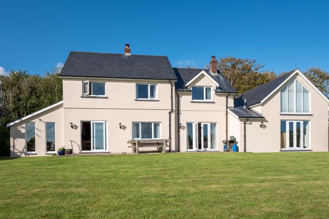 Thumbnail Detached house for sale in Lawrenny Road, Cresselly, Kilgetty