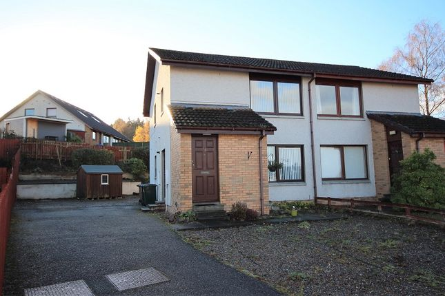 Thumbnail Flat for sale in 18 Caulfield Terrace, Cradlehall, Inverness