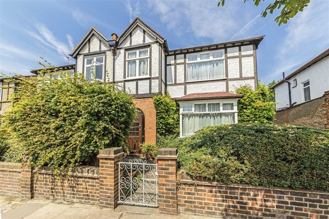 Thumbnail Property for sale in Manor Court Road, London