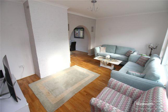 Thumbnail Semi-detached house to rent in Allerton Road, Borehamwood, Hertfordshire