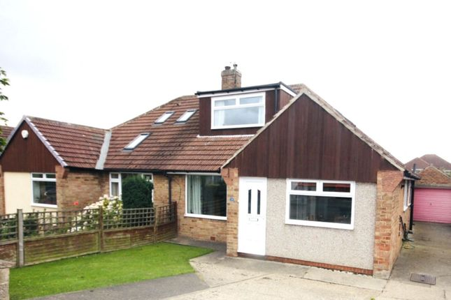 Thumbnail Bungalow for sale in Wheatlands, Great Ayton, Middlesbrough