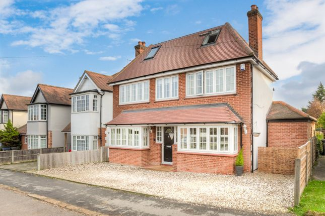 Thumbnail Detached house for sale in The Forebury, Sawbridgeworth, Hertfordshire