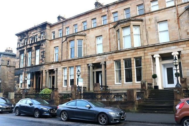 Thumbnail Flat to rent in Hyndland Road, Hyndland