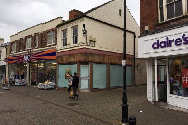 Thumbnail Retail premises to let in 45 High Street, High Street, Long Eaton
