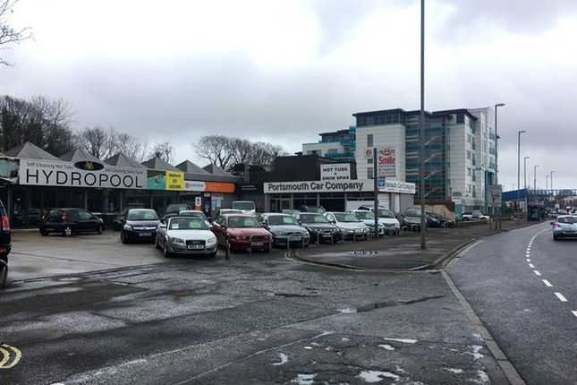 Thumbnail Retail premises to let in London Road, Hilsea, Portsmouth
