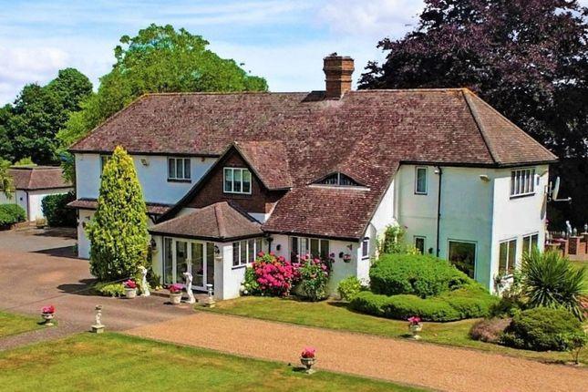 Thumbnail Detached house for sale in Rushmore Hill, Sevenoaks, Kent