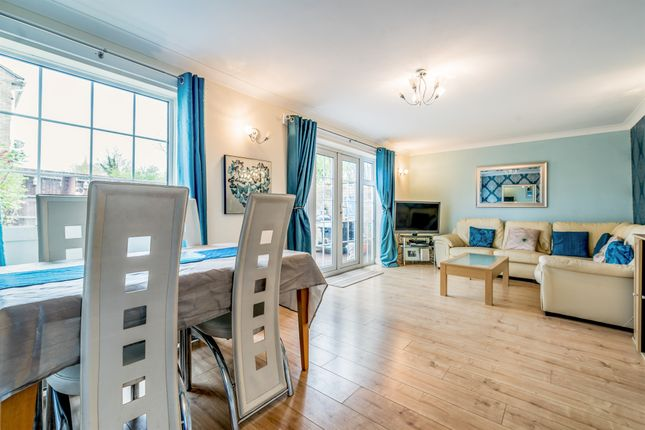 Thumbnail End terrace house for sale in Yardley, Letchworth Garden City