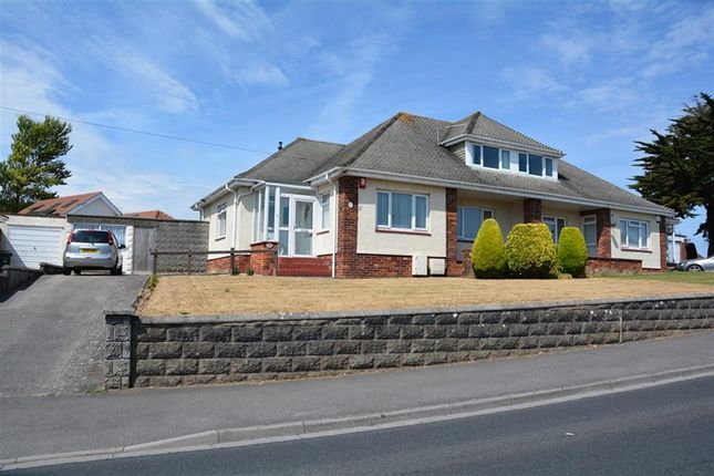 Thumbnail Semi-detached bungalow for sale in Spring Hill, Worle, Weston-Super-Mare