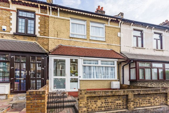 Thumbnail Terraced house for sale in Mornington Road, Leytonstone