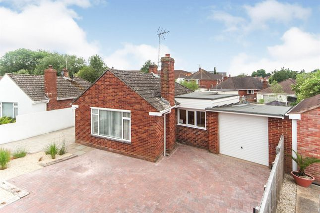 Thumbnail Detached bungalow for sale in Manor Orchard, Taunton