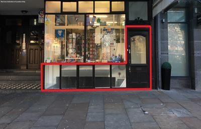 Retail premises to let in 100 Lord Street, Southport, Merseyside