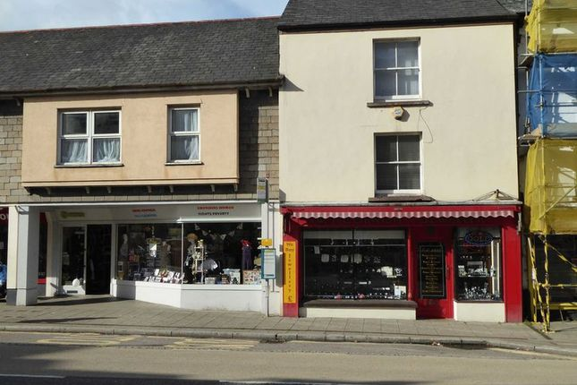 Thumbnail Property for sale in The Arcade, Fore Street, Okehampton