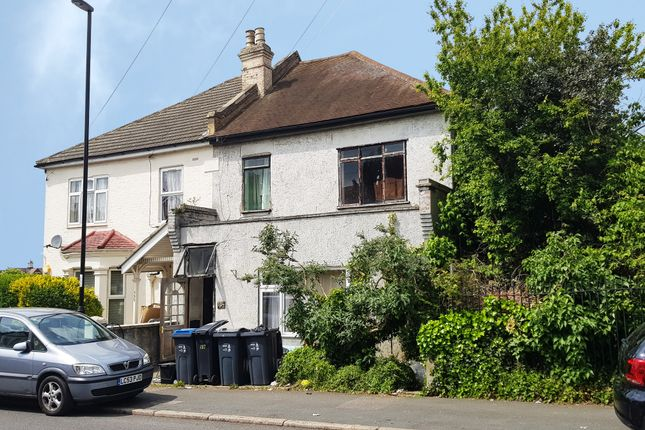 Thumbnail 4 bed property for sale in 197 Northwood Road, Thornton Heath, Surrey