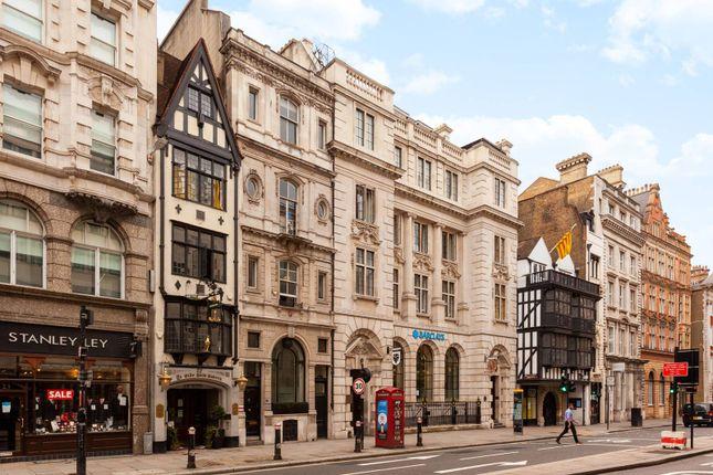 1 bed flat to rent in Fleet Street, City, London EC4Y