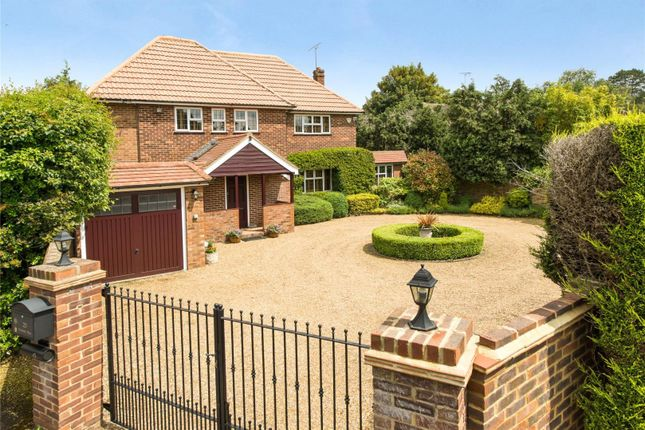Thumbnail Detached house for sale in Oxshott Way, Cobham, Surrey