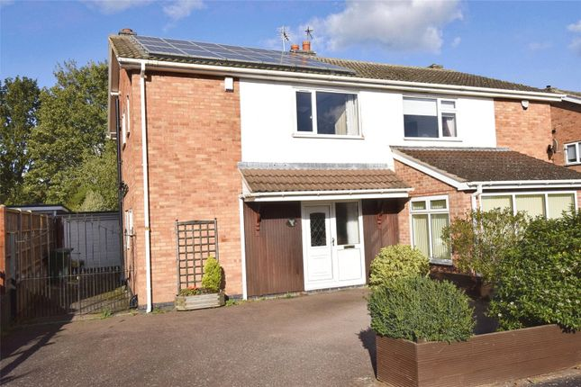 3 bed semi-detached house for sale in Farm Close, Birstall, Leicester LE4