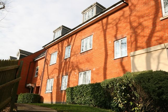 Thumbnail Flat for sale in Rectory Gardens, Irthlingborough, Wellingborough, Northamptonshire.