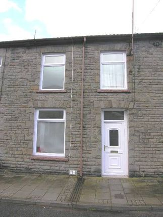 Thumbnail Terraced house to rent in Smith Street, Gelli
