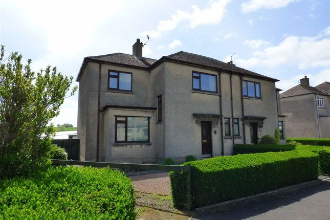 3 bed semi-detached house for sale in Princess Crescent, Freuchie, Fife