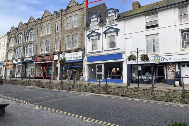 Retail premises to let in 23, Market Jew Street, Penzance
