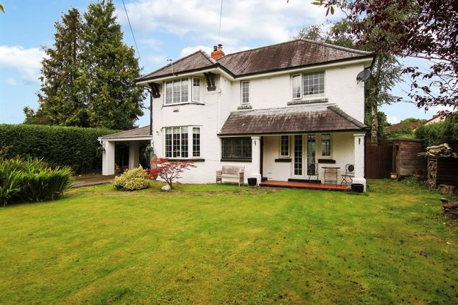 Thumbnail Detached house for sale in Pontpren, Penderyn, Near Aberdare